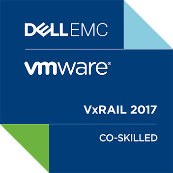 Dell EMC VMware Co-Skilled - VxRail 2017