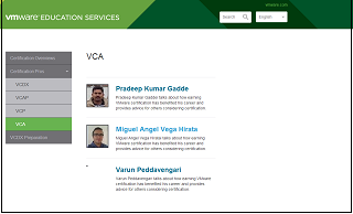 VCA Certification Pros