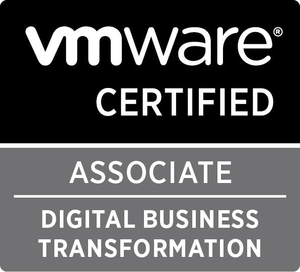 VMware Certified Associate - Digital Business Transformation Logo