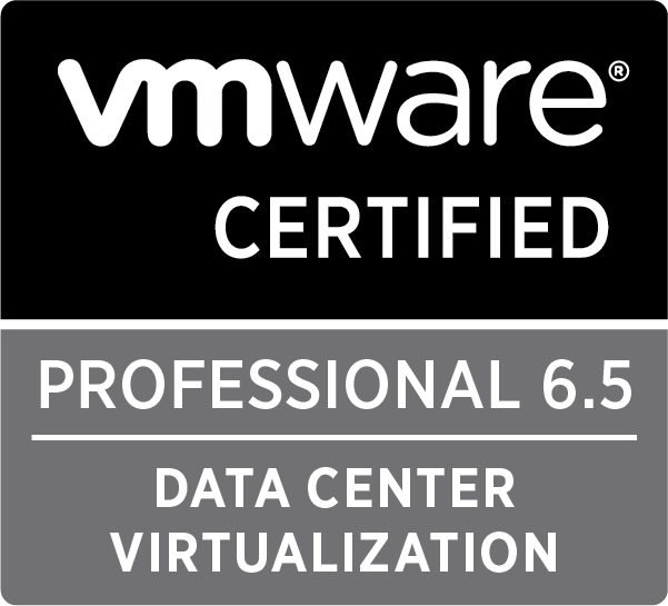 VCP6.5-DCV logo
